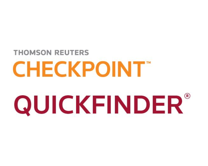 Thomson Reuters Quickfinder