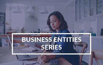 Business Entities Series: Partnership - December 04, 2020