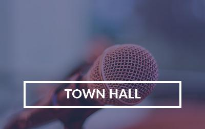 Town Hall #33. Wednesday, October 21, 2020