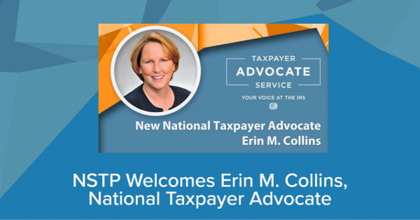 Erin M. Collins, National Taxpayer Advocate