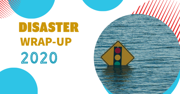 DISASTER WRAP-UP 2020
